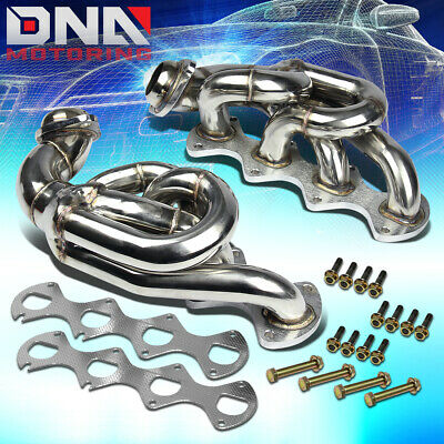 $121.98 • Buy Stainless Steel Shorty Header For 05-10 Mustang 4.6 281 V8 8cyl Exhaust/manifold