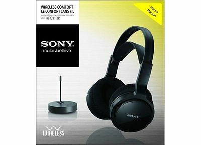 £29.99 • Buy Sony MDR-RF811RK Wireless Rechargeable Stereo Headphones