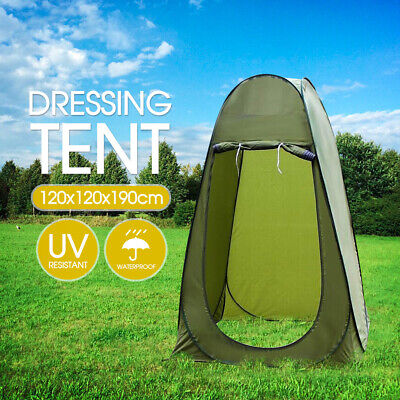 AU26.98 • Buy New Portable Pop Up Outdoor Camping Shower Tent Toilet CarryBag