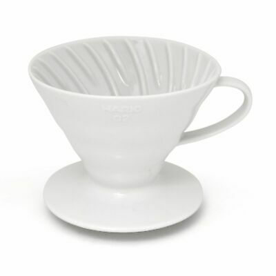 AU39.95 • Buy NEW HARIO V60 01 DRIPPER CERAMIC Coffee Cup Pour Over Cone Filter Brewer