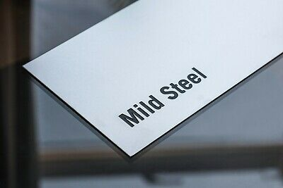 £3.50 • Buy Top Quality New Mild Steel Sheet Plate  1.5mm 2mm 3mm Thick