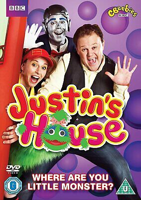 £4.99 • Buy Justin's House: Where Are You Little Monster? (DVD) Justin Fletcher