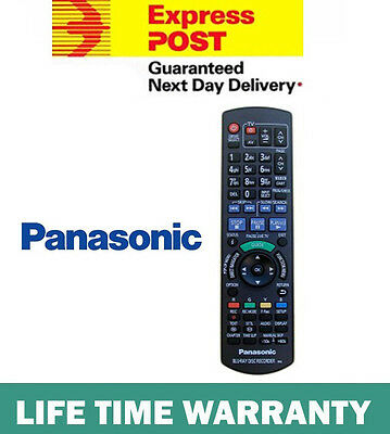 AU27.99 • Buy ORIGINAL Panasonic Remote N2QAYB000475 Replace N2QAYB000479 - DMRXW380 DMRXW385