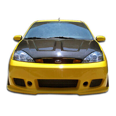B-2 Front Bumper Cover 1 Piece Fits Ford Focus 00-04 Duraflex • 294$