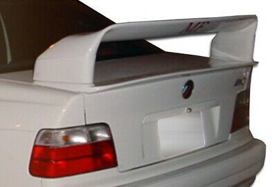 $236 • Buy M3 E36 4DR DTM Look Wing Trunk Lid Spoiler 1 Piece Fits BMW 3-Series 92-98