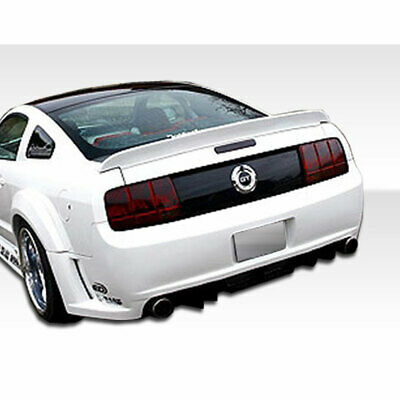 $ CDN422.13 • Buy Circuit Wide Body Rear Fender Flares 2 Piece Fits Ford Mustang 05-09 Durafl