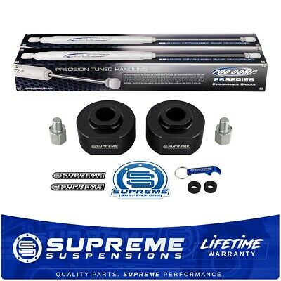 $158.95 • Buy 2  Front Coil Spacers For 1999-2015 Ford F350 Superduty Lift Kit + Shocks 2WD