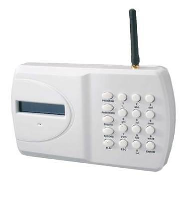 £219.99 • Buy GJD 710 GSM TEXT & SPEECH SMS Dialler With FREE SIM Card, Fits Most Wired Alarms