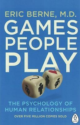 £8.49 • Buy Games People Play By Eric Berne, M.D. NEW