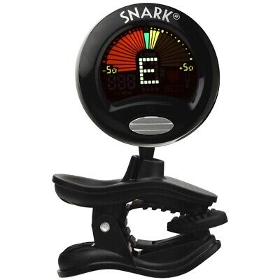 $ CDN18.93 • Buy Snark Sn5 Clip-on Chromatic Tuner For Guitar, Bass, Uke, Banjo & Violin Sn-5