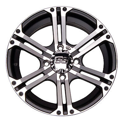 $111.64 • Buy ITP SS212 Machined ATV Wheel Front 14x6 4/156 - (4+2) [14SS303]