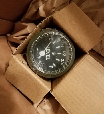 $59.50 • Buy M35A2 M SERIES NEW FUEL GAUGE 24V MS24544-2, 8376487 2.5 Ton HMMWV Military