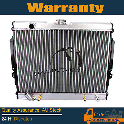 AU179.99 • Buy Radiator For Mitsubishi Pajero NA NB NC ND NE NF NG NH NJ NK 3.0L V6 Petrol AT