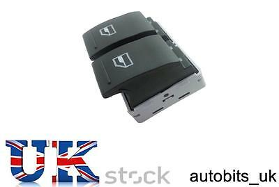£6.99 • Buy For Transporter T5 T6 Caravelle Electric Window Double Switch Button Driver Side
