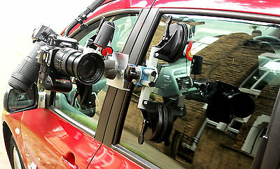 £129.99 • Buy CAMERA CAR RIG / CAMERA CAR MOUNT / CAMERA CAR SUPPORT,  UK Seller *****