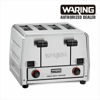 Waring WCT850 Commercial Bread &Bagel Combination Toaster 208 Volts BLOW OUT Spp • 199.99$