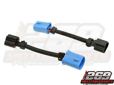 $11.99 • Buy HEADLIGHT CONVERSION HARNESS Fits 99 - 04 FORD F250 F350 SUPER DUTY 9007 To H13