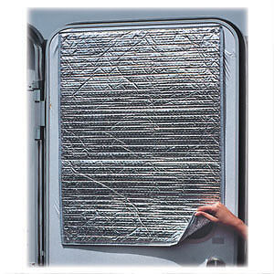 $13.98 • Buy RV Door Window Cover 16 X 24 Sun Shield Shade - Camper - Motorhome NEW