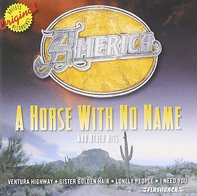AMERICA - A HORSE WITH NO NAME & OTHER HITS  (CD) Sealed • 11.99£