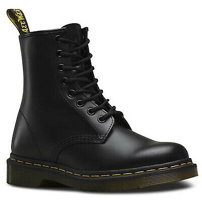 AU195 • Buy Dr. Martens Unisex 1460 8 Lace Up Leather Boots Shoes Doc Martins - Smooth