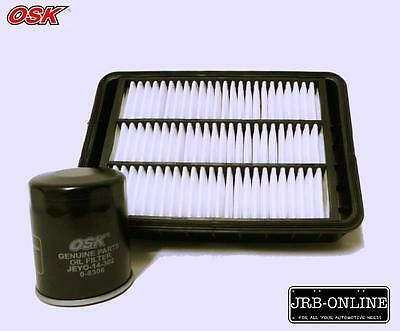AU30.31 • Buy Mitsubishi Outlander Zg Zh 2.4l 4b12 Petrol Oil Air Filter Service Kit 06-on