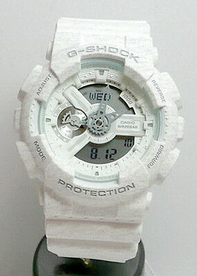$168 • Buy Casio G-Shock Heathered Color Series Men's Watch GA-110HT-7A