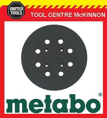 METABO FSX 200 SANDER 125mm REPLACEMENT BASE / PAD • 22.13£