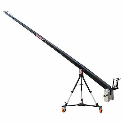 PROAIM 22ft Camera Crane Video Production Movie Shoot Jib 150mm Tripod Stand  • 1,744£