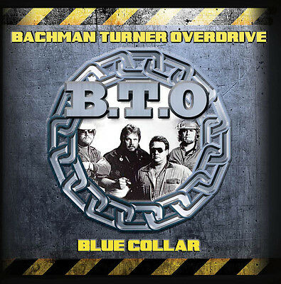 £8.95 • Buy BACHMAN TURNER OVERDRIVE - Blue Collar. New CD + Sealed