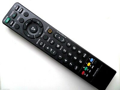 New Replacement Remote Control For LG LCD / PLASMA TV 42PQ6000 50PQ6000 50PS3000 • 5.30£