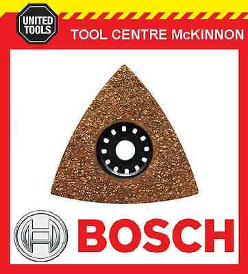 Bosch Avz 78 Rt Hm Multi Tool Adhesive Sanding/rasping Plate – Pmf180 / Gop • 24.89£