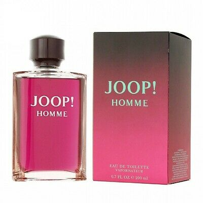 View Details Joop! Homme 200ml EDT Spray Retail Boxed • 32.95£