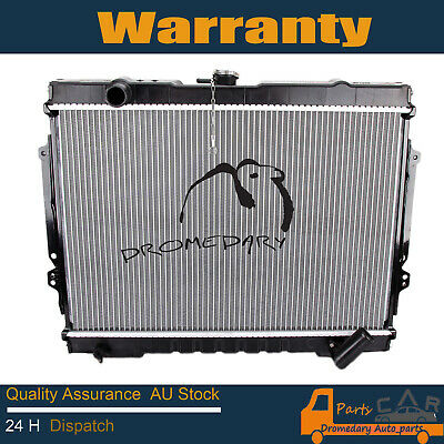 AU130 • Buy Premium Radiator For Mitsubishi Triton ME MF MG MH MJ 4cyl 1986-1996 Manual AUS