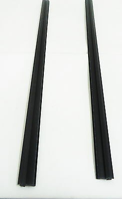 AU65 • Buy Genuine Holden New Rear Windscreen Side Moulding Set Of 2 Suits VT VX Commodore