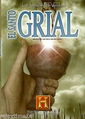 Digging For The Truth:The Holy Grial - El Santo Grial New Dvd • 12.99$