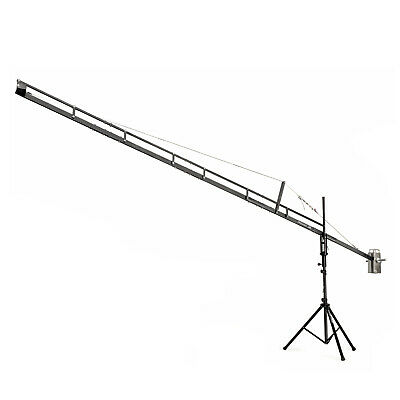 Proaim 5.5m (18ft) Film Jib Crane W Tripod Stand For Profession Video Camera • 415£