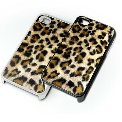 $ CDN9.69 • Buy Leopard Print Animal Phone Case Cover For IPhone 4 5 6 7 8 IPod Galaxy S4 S5 S6