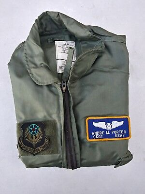 $ CDN251.87 • Buy US Air Force Special Forces CWU-36/P Aramid Size Large 2001 MFG Propper