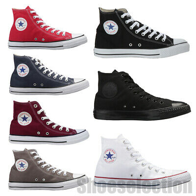 $ CDN70.12 • Buy Converse CHUCK TAYLOR All Star High Top Unisex Canvas Shoes Sneakers NEW