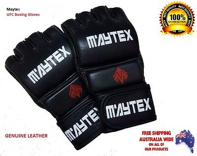 AU24.99 • Buy  MMA  Grappling Gloves Professional UFC Fight Boxing Punch Sparring