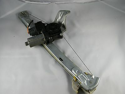 $105 • Buy 2002 Jaguar X-type Oem Right Passenger Side Rear Window Regulator With Motor