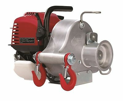 $1199 • Buy Portable Gas-Powered Capstan Winch - PCW3000
