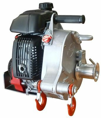$1725 • Buy Portable Gas-Powered Capstan Winch PCW5000-HS - High Speed