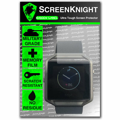 $ CDN5.24 • Buy Screen Protector - For Fitbit Blaze- 1 Pack - Screenknight