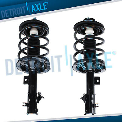 $168.65 • Buy Front Struts & Coil Springs Pair For 2004 2005 2006 2007 2008 Nissan Maxima