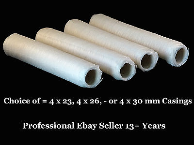 AU34 • Buy 4 X Sausage Skins Casings Collagen - Choose Or Mix 3 Sizes; 7 E-Books - *EXPRESS