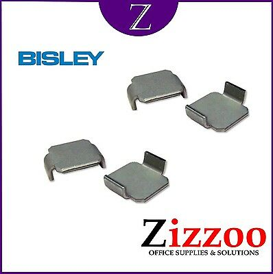 Bisley Shelf Clips 8589 For Cupboard Fittings Set Of 4 • 5.95£
