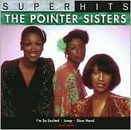 POINTER SISTERS : SUPER HITS (CD) Sealed • 7.79£
