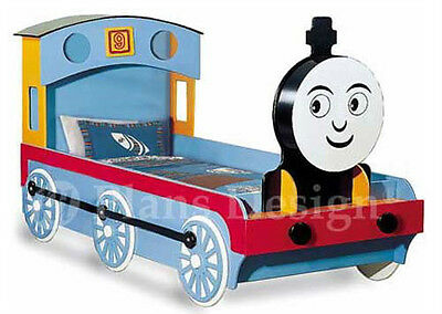 £17.66 • Buy Thomas Train Engine Twin Bed Woodworking Project Plans, Do It Yourself