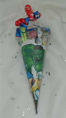 Boys & Girls Sweet Cone Cones Party Bags Birthday Wedding Celebration Favours • 1.30£